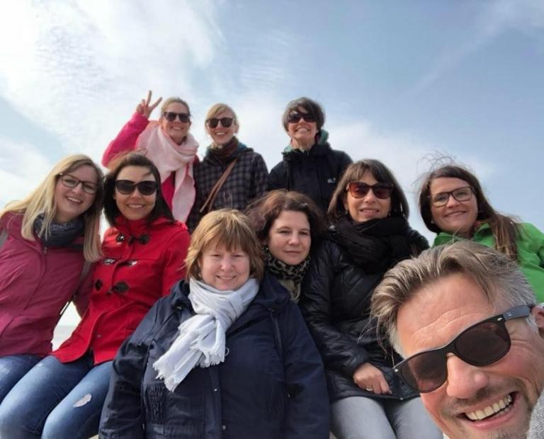 Teamausflug Sylt 2018